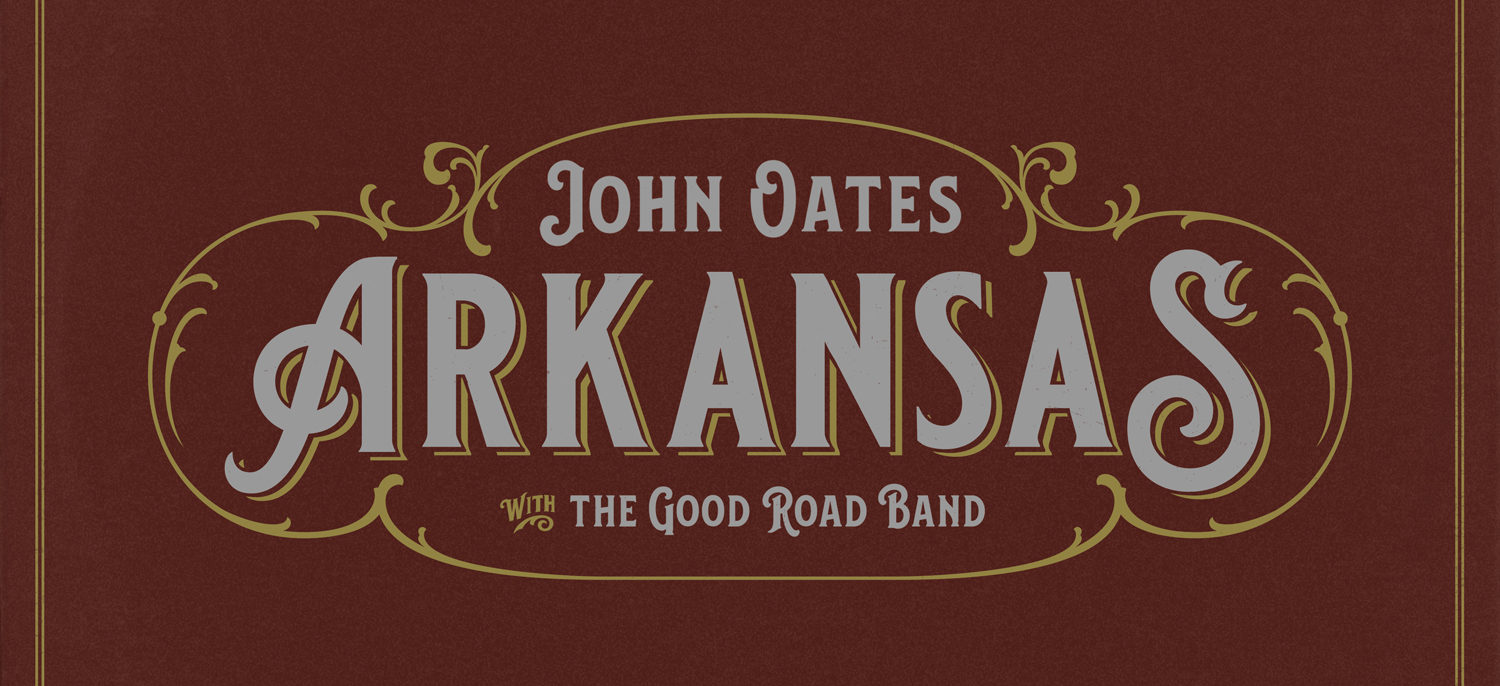 John Oates - Arkansas (with the Good Road Band)