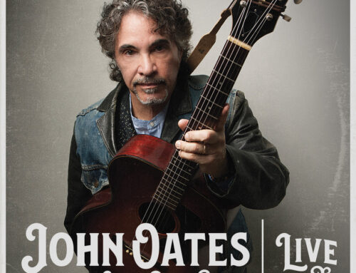 "John Oates Celebrates ""The Good Road Band"" with Live EP!"