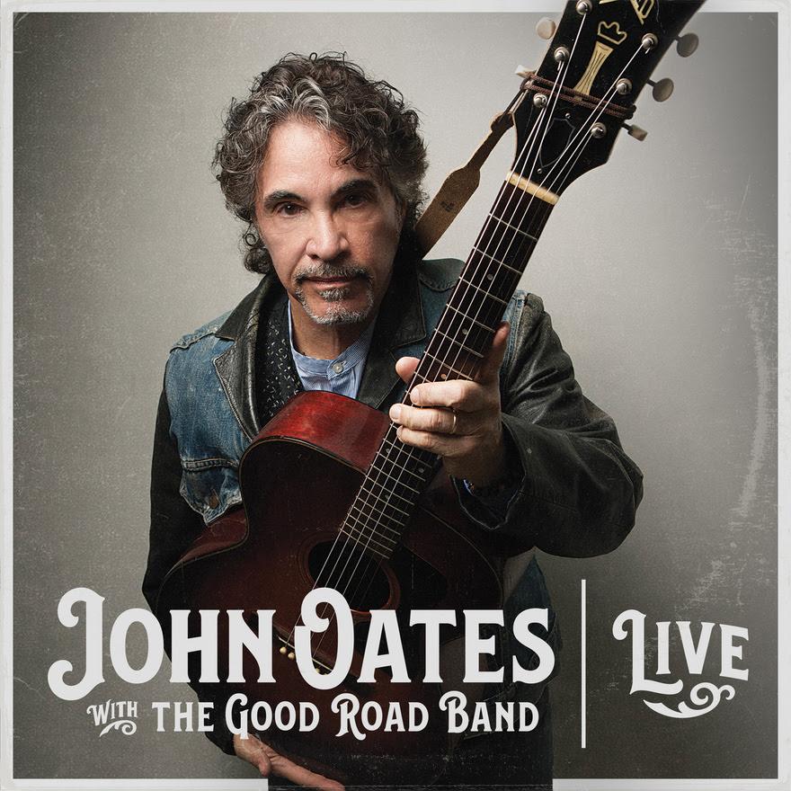 john oates celebrates the good road band with live ep john oates