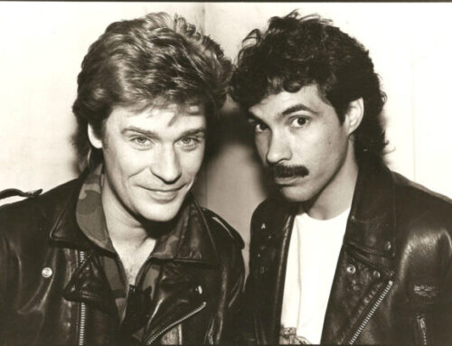 Daryl Hall & John Oates celebrate one billion streams of 'You Make My Dreams'
